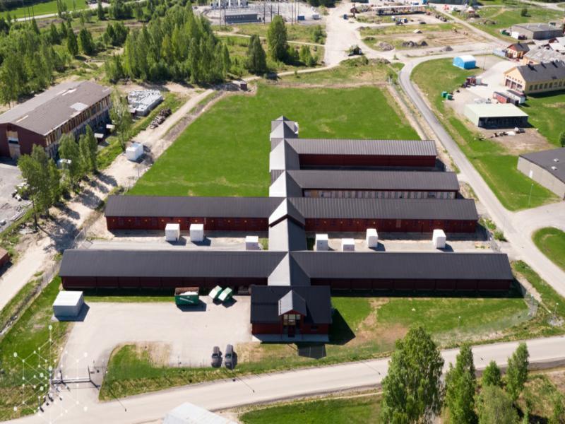 Hydro66 aumenta capacidade de data center na Suécia